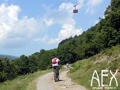 Paradiso-16 (Cicloalpinismo) Tags: parco mountain bike del video foto extreme mtb vista cai monte sentiero alpi aex paradiso arcana apuane croce appennino passo vetta foce cutigliano escursione doganaccia cicloalpinismo cicloescursionismo