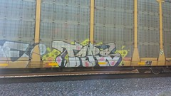 TARS (Chicago City Limits) Tags: tars tarsgraffiti