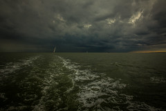 Sail (stocks photography.) Tags: sea storm water photography coast seaside sailing photographer stormy sail whitstable michaelmarsh