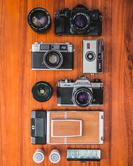 IMG_8141 (michaelvo5184) Tags: cameras indoor camera polaroid electronics