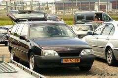 Opel Omega 'Caravan' (timvanessen) Tags: station wagon break estate lpg circuit zandvoort liefde stationwagon trouwe karavan yp70pp circuitrpark bezit1993