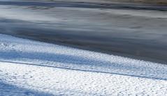 Riverside (Jori Samonen) Tags: winter snow ice finland river frozen helsinki riverside vantaa