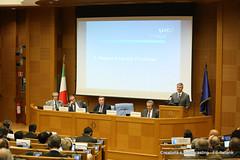 Presentazione Report from the Chairman (Ferrovie dello Stato Italiane) Tags: senato roma uic usic renatomazzoncini fs fsitaliane ferroviedellostato innovazione integrazione mobilit