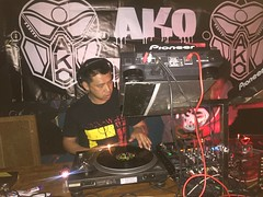 AKO Beatz Party in Dublin