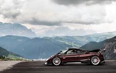 Fantasma. (Alex Penfold) Tags: brown cars alex autos carbon marron supercar zonda supercars pagani penfold 2016 760 raduno fantasa