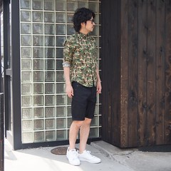 July 12, 2016 at 02:52PM (audience_jp) Tags: shop  audienceshop fashion ootd japan  kouenji   snap  aud3357   nowavailable    upscapeaudience tokyo madeinjapan audience  coordinate