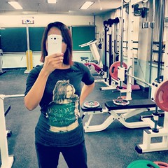 gym at school (hellaOAKLAND) Tags:
