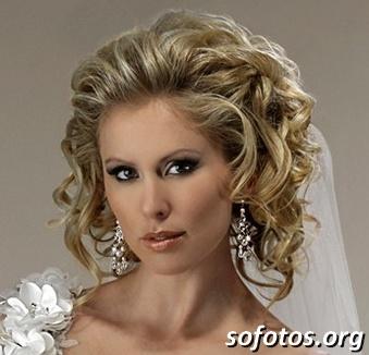 Penteados para noiva 188