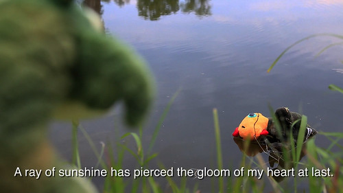 Evil Grin Gift Box Episode 4 - Tender Tides: A Ray of Sunshine
