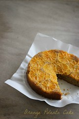 Orange Polenta Cake (Dagiya) Tags: orange cake polenta ottolenghi