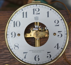 Bulle clock.... circa1922/23 (Knarley Oak) Tags: clock bulle bulleclock