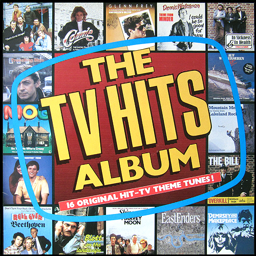 Various - The TV Hits Album