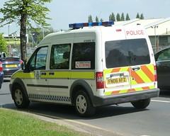 Nottinghamshire Police Ford Transit Cell Van FN06 AFZ (NottsEmergency) Tags: park city nottingham rescue ford car lights central cell police vehicle siren beeston nottinghamshire connect midlands 999 fordtransit sirens constable bluelights notts policeofficer eastmidlands constabulary policing responding nottspolice highfields neenaw fordtransitconnect nottinghamshirepolice cellvan