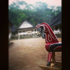Kuda di Kampung Naga. #indonesia #traveling... (Titiw) Tags: animal indonesia village traveling westjava picoftheday uploaded:by=flickstagram instagram:photo=3799546724488776419131068