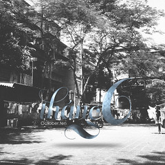 Tháng 6 (Oc†obεr•10) Tags: summer 6 hot june mobile photoshop photography design blackwhite flickr sunny vietnam hanoi typo groups tháng tenten soten octoberten