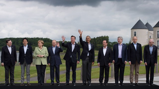Thumbnail for G8 Summit 2013 round-up