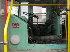 IMG_2154 (Rovan's_buses) Tags: golden nest tata w scrapyard flyover ashok leyland mbmt bhayender