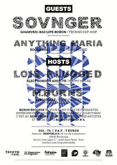 Flyer - Party#4 - Verso