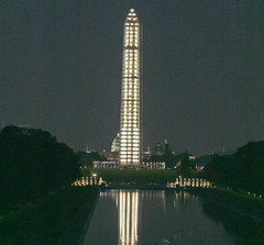 Washington Monument Covered (ehpien) Tags: usa canon dc washington washingtonmonument 100400mm 5dmkiii 3652013 08july2013 j81c9168