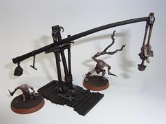 Goblin characters (kabankuru) Tags: miniatures goblin modelling wargames thehobbit gamesworkshop