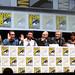 James McAvoy, Bryan Singer, Hugh Jackman, Patrick Stewart, Ian McKellen, Halle Berry & Anna Paquin