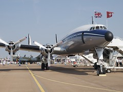 Lockheed L-1049G Super Constellation (Nigel Musgrove-2 million views-thank you!) Tags: tattoo star switzerland air sunday royal july super international lockheed flyers raf constellation association fairford riat 2013 l1049g breitlingsuper