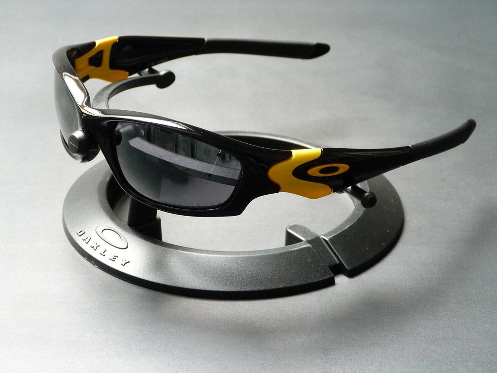 d8c225a756 Oakley Straight Jacket Polished Black Black Iridium Polarized ...