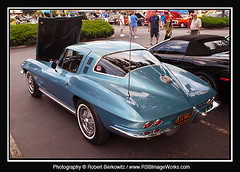 Car Show, Bethpage, NY - 07/14/13 (RSB Image Works) Tags: chevrolet stingray corvette carshow bethpageny southoysterbayroad rsbimageworks robertberkowitz bethpagefederalcreditunion