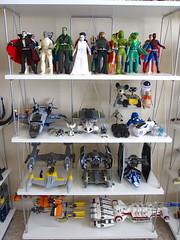MEGO, LEGO (WEBmikey) Tags: toys starwars lego toymuseum mego