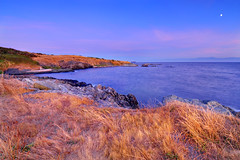 Bewitching (Northern Straits Photo) Tags: sunset seaside bc britishcolumbia victoria vancouverisland bluehour macauleypoint ireenaworthyphotography northernstraitsphotography