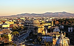 ROMA & ROME (erms81) Tags: life plaza city sunset summer sky italy panorama holiday rome roma english love nature architecture canon square landscape photography photo holidays europe heaven italia nuvole mare nuvola foto gente ombra natuur natura panoramic ombre unesco colosseum vaticano chiesa cupola tevere lungotevere luci tramonti sanpietro turismo riflessi sanpietrini foriimperiali antico amore paesaggio lazio landschap fori colosseo romantica turista fororomano centrostorico mercatiditraiano romani romane cupolone innamorati fantastisch lesbiche piazze romacentro romaantica canon24105 canon60d terrazzadellequadrighe historiccentreofrome canon5dmarkii panoramaromano