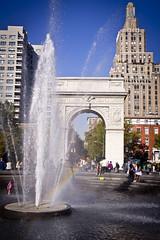 Arco de Washington, Manhattan, New York