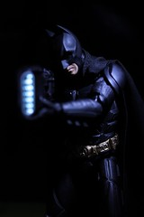 Batman EMP Gun (egrka) Tags: hot dark toys action christian figure batman knight bale rises mafex