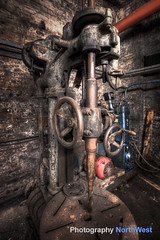 Haig Pit (Dave Wilson Cumbria) Tags: house museum mine engine pit mining winding coal shaft colliery haig