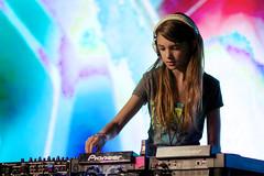 DJ Elle Morgan at Club AM (Isidro Urena .) Tags: anime club photography am blood concert dj texas unitedstates cosplay live elle houston marys morgan matsuri perfromance 2013 animematsuri