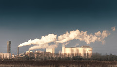 Suikerunie Hoogkerk (Martijn ) Tags: sunset industry industrie hoogkerk suikerunie