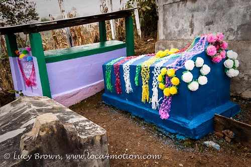 Todos Santos: Cemetery Celebrations Part 3