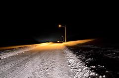 (Antonio Niro) Tags: longexposure winter italy cold night nikon tripod nikkor 16mm freddo notte valdaosta 2014 1685 ollomont d7000