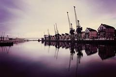 The Royal Docks (Lou.photo) Tags: london docks riverthames