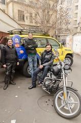 Alex, George, Mihai, ROMANIA