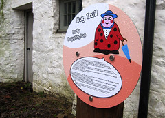 Lady Bugglington - Llanyrafon Bug Trail