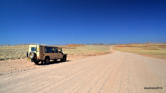 Streets of the Kalahari Desert (Liv ) Tags: africa travel streets nature colors photo nikon colours tag1 desert blu tag national planet afrika namibia kalahari afrique naturesfinest laivphoto qualitygroup