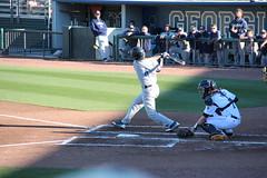 Julian Abreu (Thomson20192) Tags: college baseball stadium north greensboro carolina gt ncaa chandler russ uncg