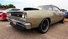 1969 Dodge Super Bee (hz536n/George Thomas) Tags: cruise summer oklahoma june mo dodge canon5d mopar stillwater carshow 2012 smrgsbord superbee hotrodpowertour ef1740mmf4lusm cs5