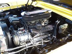 1964 Ford Galaxie (bballchico) Tags: ford flames engine 427 galaxie 1964 billpratt grandnationalroadstershow2014