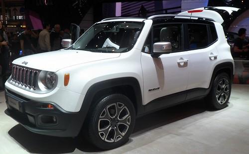 Jeep Renegade 01 -- Geneva Motor Show -- 2014-03-09
