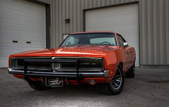 1969 General Lee Charger (restoreamusclecar) Tags: 1969 general lee charger