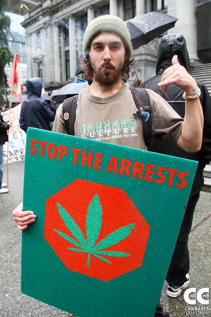 The 2014 Global Marijuana March