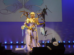 Concours Cosplay Dimanche - Mang'Azur 2014 - P1830454 (styeb) Tags: 26 manga convention palais neptune avril azur 2014 toulon afj mangazur