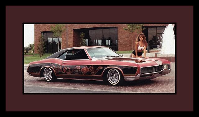 buick riviera babe 1966 1989 customcar showcar